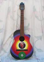 Guitar by GerardoGomez