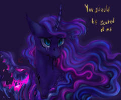 Luna's control by CoconutHound