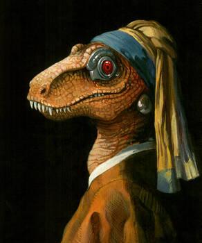 Then Vermeer was Devoured by pageboy