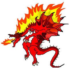 Phiretoxmart Fire Dragon by rsemente