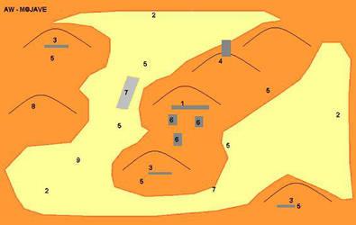 AW-Base Deserto Mojave by rsemente