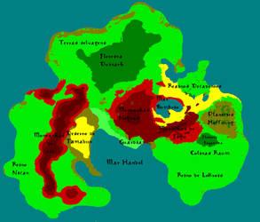 Fortemar Map by rsemente