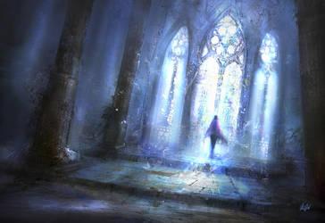 Into The Light by Nele-Diel