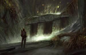 Forgotten Chambers by Nele-Diel