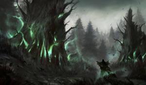 Necromancer by Nele-Diel
