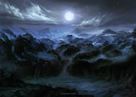 Midnight by Nele-Diel