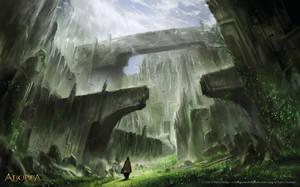 Dwarf Ruins by Nele-Diel