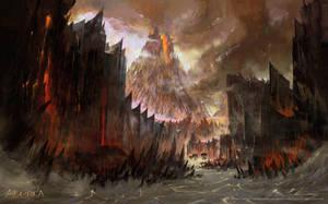 Cursed Island by Nele-Diel