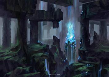 The Forgotten Treasure by Nele-Diel
