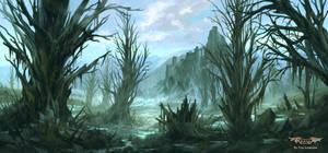 Dead Lands by Nele-Diel