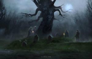 The Gathering by Nele-Diel