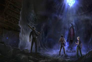 Dark Portal by Nele-Diel