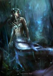Sea Princess by Nele-Diel
