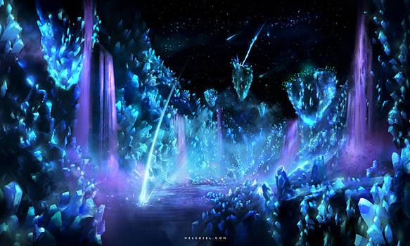 Crystal Valley by Nele-Diel