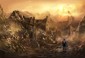 Destruction by Nele-Diel