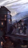 End of the Night by Nele-Diel