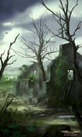 Uninhabited Plains by Nele-Diel
