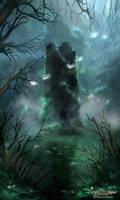 Forgotten Tarn by Nele-Diel