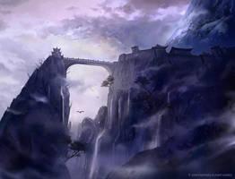 Hidden Temple by Nele-Diel