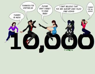 10,000 Views! by RookBartly2