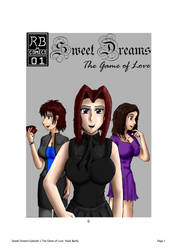 Sweet Dreams: Chapter 1 - Cover by RookBartly2