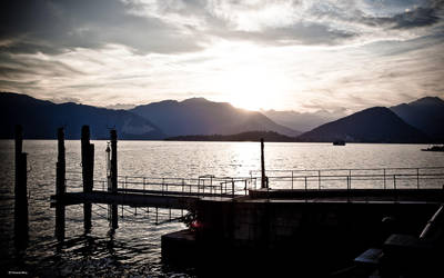 Lago Maggiore by thesunshadow