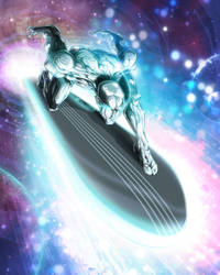 The Power Cosmic by pnutink