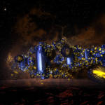 Space Probe One by GBLXVIII