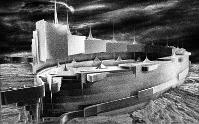 Coliseum on ice by GBLXVIII