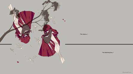 Devola and Popola Wallpaper 1366x768 by Shadowfang3000
