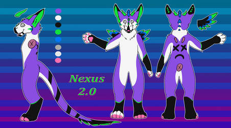 Nexus 2.0 ref by Hazard-dragon