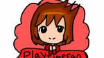 Playtime Fan Stamp by Aqourschan