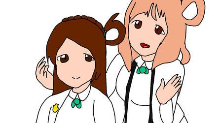Little Scientists by Aqourschan
