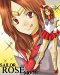 Sailor RoseMoon by panchan77