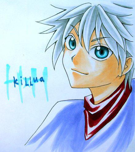 killua by panchan77