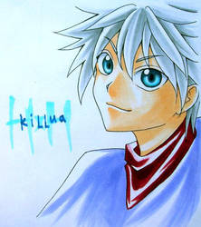 killua by panchan77
