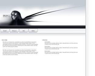before dark site layout beta by darkfr