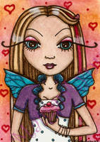 Lolly ACEO by taurmailyn