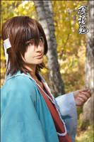 Hakuouki: Okita Souji by Maler-D