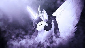 Princess Celestia - Luga12345 (Soft Mist Edit) by SandwichHorseArchive