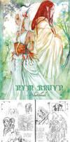 Nym-bruyn sketchbook by Alice-Bobbaji