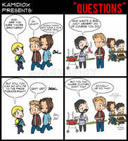 Questions by KamiDiox