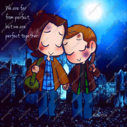 Perfect Together (wincest) by KamiDiox