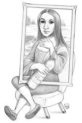 Caricature 108 by Dalamar89