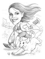Caricature 112 by Dalamar89