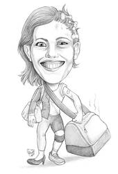 Caricature 116 by Dalamar89