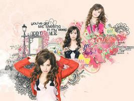 My love, Demi Lovato.... by Diane-Demiley