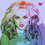 Little Mix-Neon Icon by Diane-Demiley