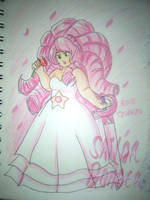 Rose Quartz by SailorBomber