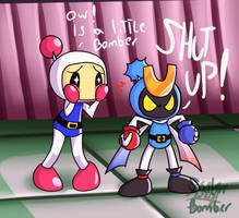 Magnet Bomber is a little bomber by SailorBomber